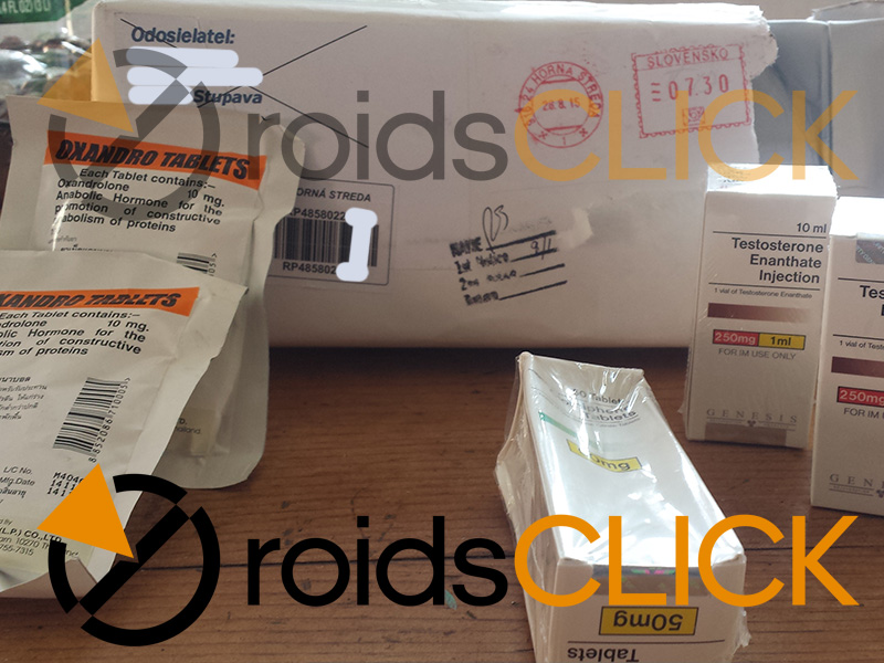steroid products arrived to USA