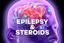 Epilepsy and steroids