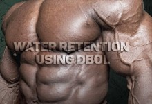 D-bol Water retention
