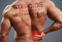 Back pain and steroids
