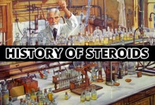 The history of steroids