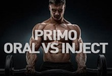 Primo, Inject VS Oral
