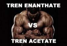 Tren-A vs Tren-E