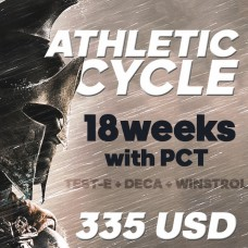 Athletic Cycle (test, winstrol, deca)