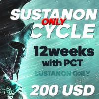 Sustanon Cycle