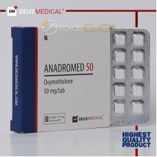 Anadromed 50, DeusMedical