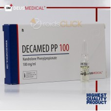 10 Decaned PP ampules by DeusMedical