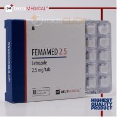 Femamed 2.5, DeusMedical