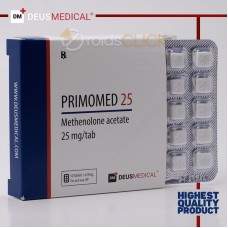 Primomed 25, DeusMedical