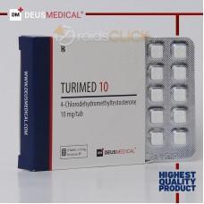 Turimed 10, Deus Medical