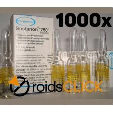 Sustanon 250, Organon (1000 amps)