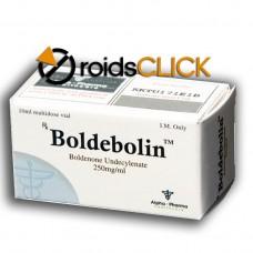 Boldebolin, Alpha Pharma (equipoise)