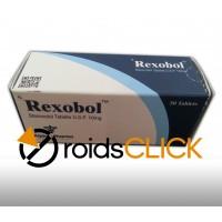 Rexobol 10 (winstrol) Alpha Pharma